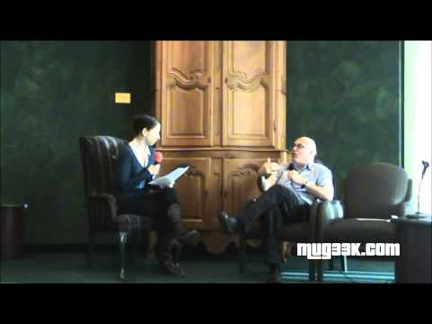 Entrevue Arnie Roth Interview - Distant Worlds Montréal 2013 video