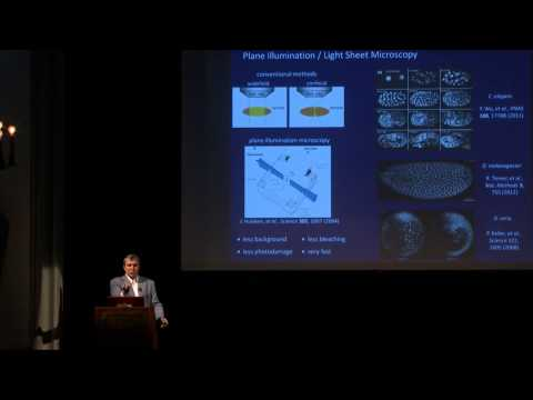 Eric Betzig: Imaging Life at High Spatiotemporal Resolution