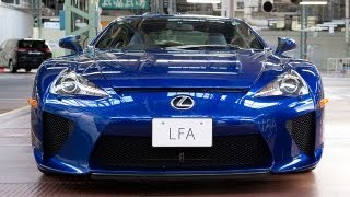 End of the Line for the Lexus LFA - The Downshift Episode 52