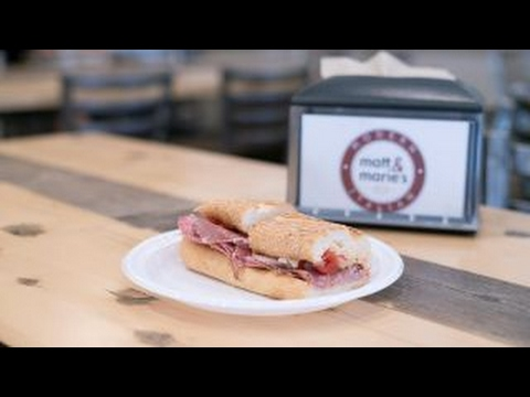One sandwich shop small business shares recipe for success