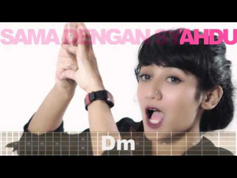 Endank Soekamti - LOVE (Official Lyric Video with Sign Language)