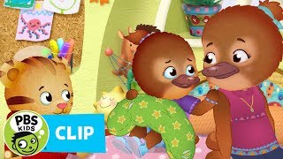 DANIEL TIGER'S NEIGHBORHOOD | Jodi's Lost Book | PBS KIDS