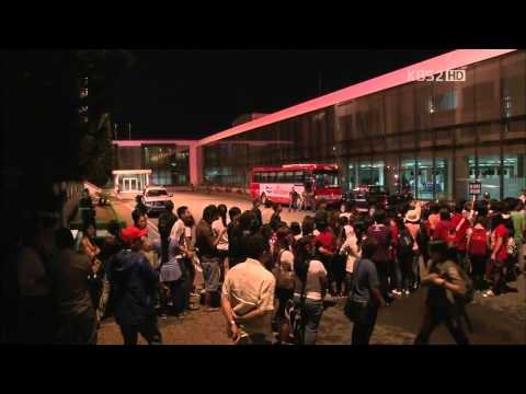 110626 | Docu 3 Days | Park Ji Sung in Vietnam | JYJ cut