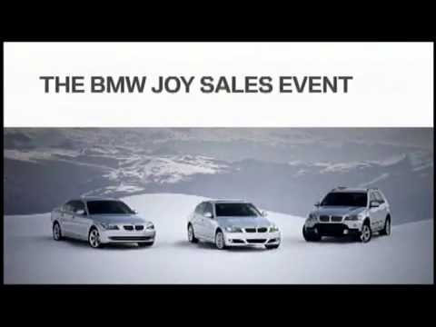Film Realite   BMW The Joy Sales Event