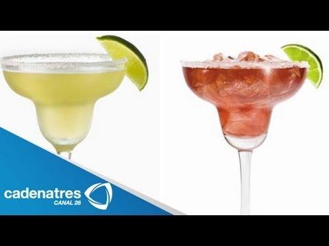 Receta de margaritas. Receta de margaritas / Bebidas / Cocinando con Fernando Fernández
