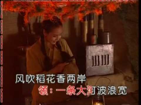 Peng Liyuan - My Motherland  我的祖国