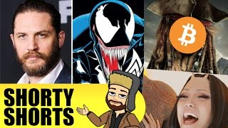 Tom Hardy Is Venom! Pirates 5 Leak! Mantis Creator Speaks!