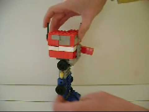 Lego Transformers - G1 Optimus Prime