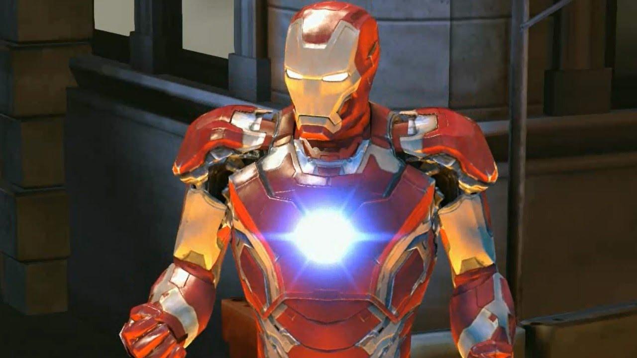 Marvel Heroes 2015 Age of
