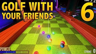 [6] Golf With Fans!!! (Let's Play Golf With Your Friends)