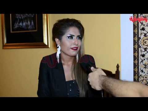 ملكة جمال الأردن : زينه العلي في حوارها لوشوشة