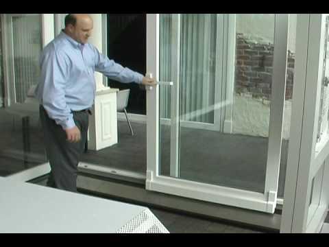 Veka Tilt And Slide Door Operation Youtube