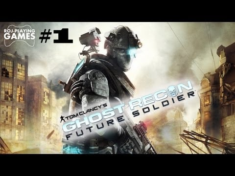 Razem na świeżo - Tom Clancy's Ghost Recon: Future Soldier #1 (Roj-Playing games!)