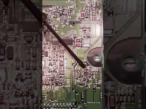 RAV4 rough Trans - free ECM Repair (Resistor Locations & Values)