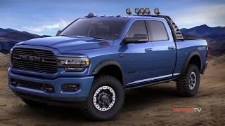 Ram 2500 Heavy Duty / Subaru Legacy 2020 / Ford Explorer 2020