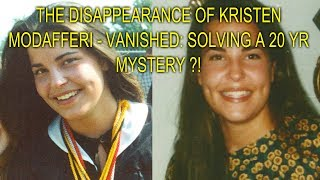 Download Song THE DISAPPEARANCE OF KRISTEN MODAFFERI - VANISHED: SOLVING A 20 YR MYSTERY ?! Free StafaMp3