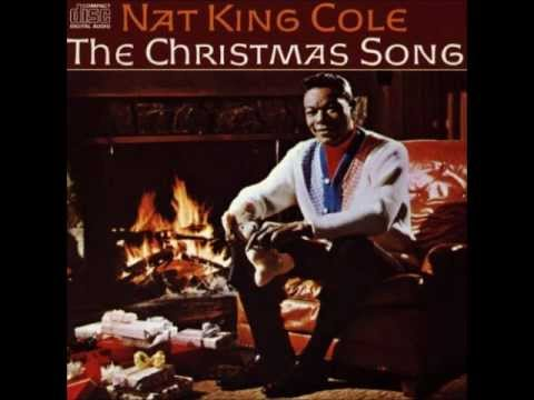 The Christmas Song Chestnuts Roasting on an Open Fire Nat King Cole