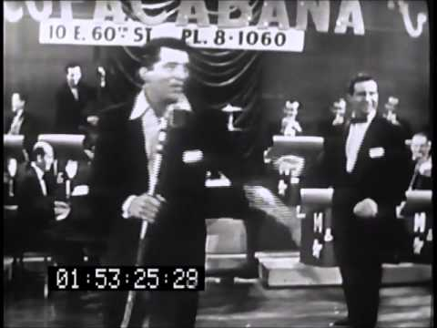 Dean Martin and Jerry Lewis Colgate Comedy Hour episode 7 part 4
