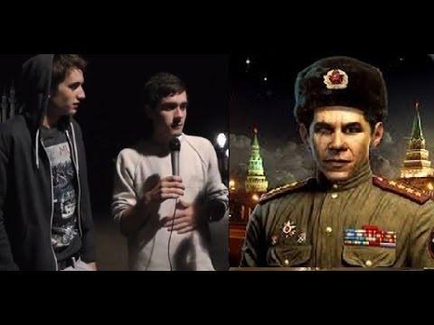 Что англичане думают о русских?