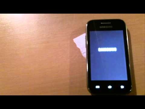 HOW TO RESET SAMSUNG GALAXY DISCOVER !!!!