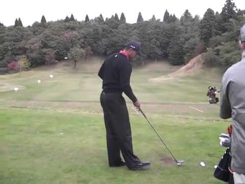 Amazing footage Tiger Woods pre competition practice routine ENJOYYYYYYYYYYYYYYYYYYYYYY