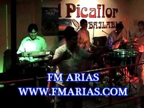 SOBREDOSIS DE SALTA EN VIVO PARTE 04 FM ARIAS PICAFLOR BAILABLE...