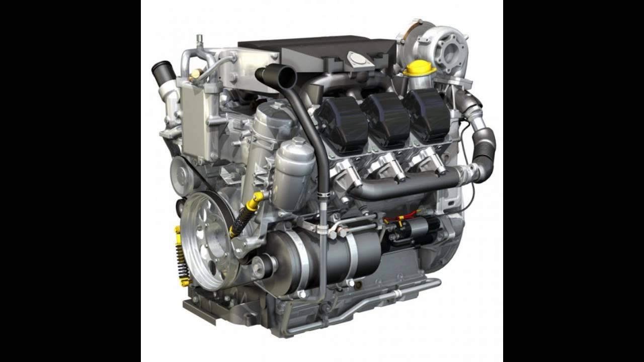 Engine 3d Model Vehicle 3d Models Max 3ds C4d Obj