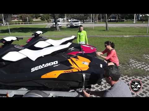 Rented Watercraft & Jet Ski Trailering