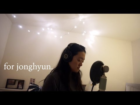 Tribute to Jonghyun - Lonely ft. Taeyeon Cover