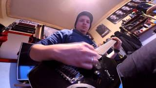 Within Temptation-Covered By Roses (Guitar Cover)