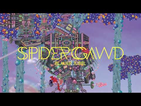 Spidergawd - Blauer Jubel