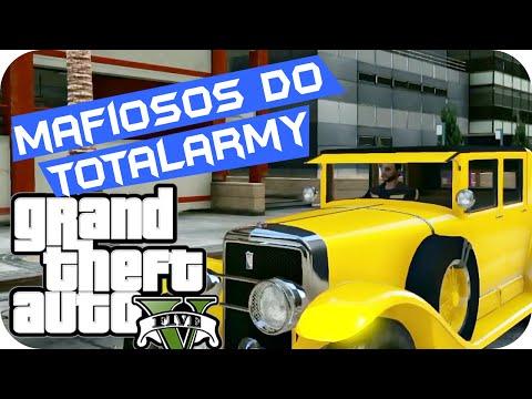 GTA V - Mafiosos do TotalArmy