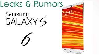 Samsung GALAXY S6 - What to expect ? (Leaks & Rumors)