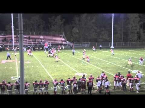 Fort Cherry vs Imani Christian Academy Highlight Video 10 19 12