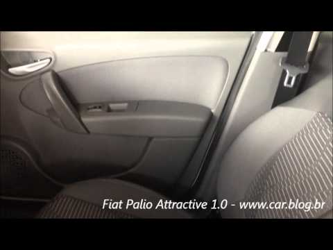Fiat Palio Attractive 1.0 Completo - www.car.blog.br