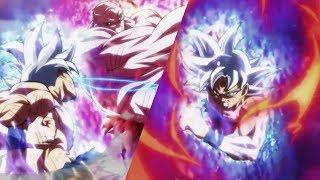 Jiren scatena la furia di Son Goku [Dbs episode 130] (SUB ITA)