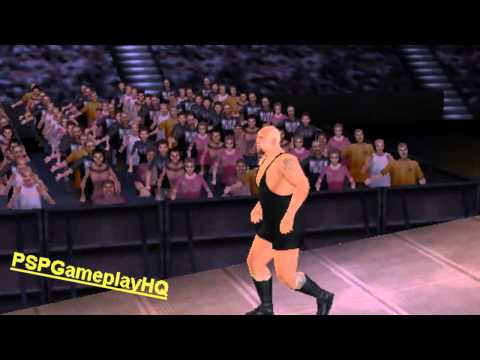 (psp) Wwe Smackdown Vs Raw 2011 - Big Show Entrance [hd] video