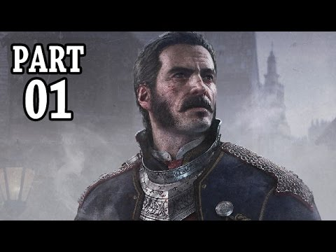Let's Play The Order 1886 Gameplay PS4 Deutsch Part 1 - Immer ein Ritter - The Order 1886 German
