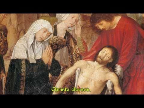 Anonymous - Christus factus est