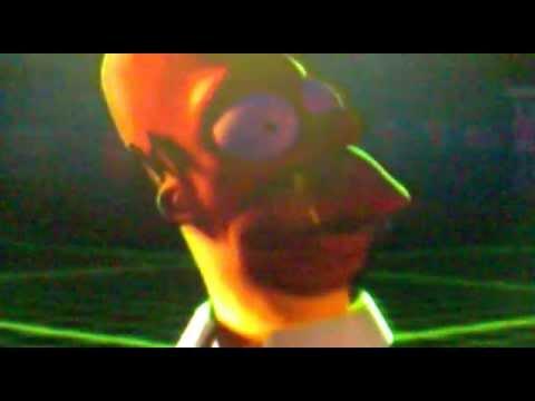Homero Simpson 3D