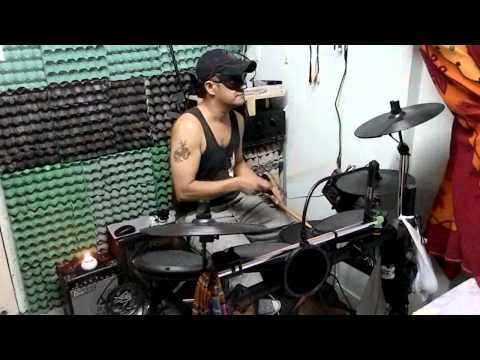 Drum cover of Rolling in the deep