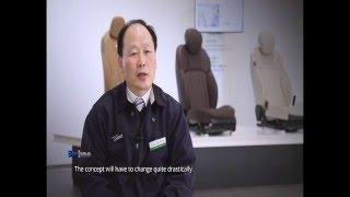 Ariragin TV 현대다이모스 시트 기술 소개 영상 ( Hyundai Dymos seat )