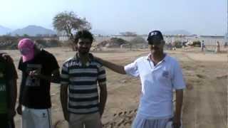 Cricket match Makkah Eid day...MPG