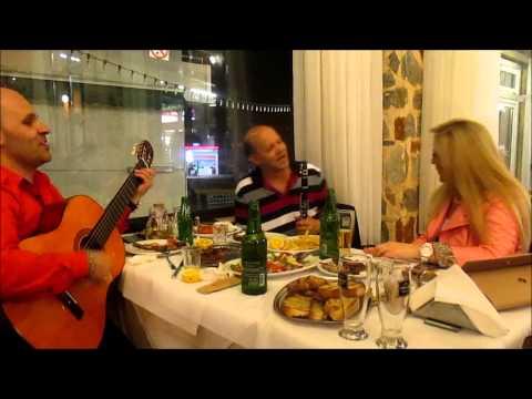 Alket Nicka : (  Sofra E Permetit ) : Saze - Live - Popullore video