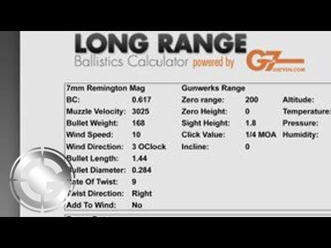 Understanding Mils Milliradians Long Range Shooting