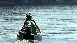 4hp  Mercury Outboard Canoe