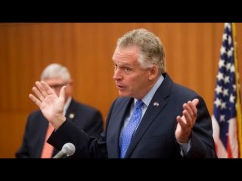 VA GOP party chair calls for the Gov. McAuliffe, Dr. McCabe emails