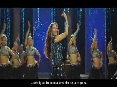 Aaja nachle - Danza hindu - subtitulado en español