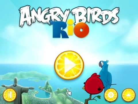Download Angry Birds Rio Pc Free Full Version | Angry Birds Rio video