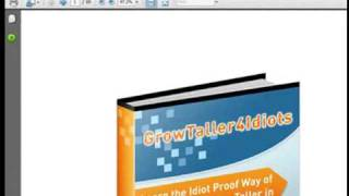 Grow Taller 4 Idiots Review Video Sneak Peek